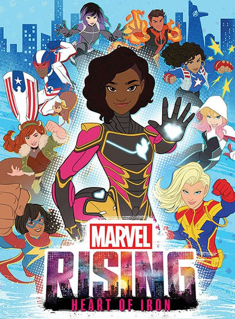 دانلود انیمیشن Marvel Rising: Heart of Iron 2019