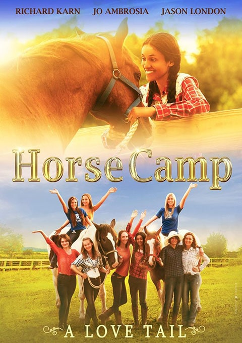 دانلود فیلم 2020 Horse Camp: A Love Tail