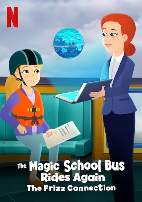 دانلود انیمیشن The Magic School Bus Rides Again :The Frizz Connection 2020