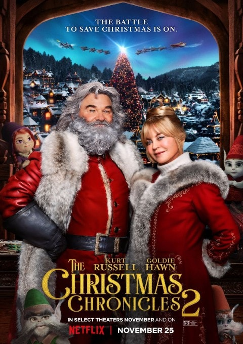 دانلود فیلم 2020 The Christmas Chronicles 2