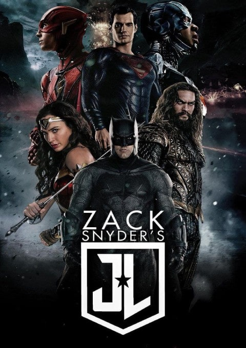دانلود فیلم 2021 Zack Snyder's Justice League