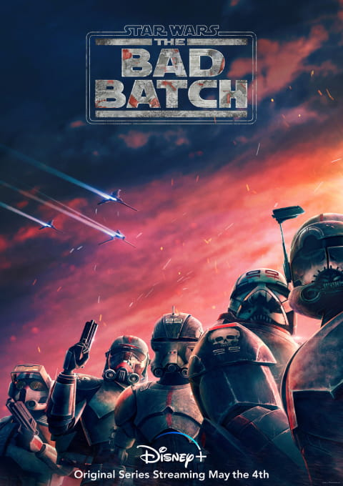 دانلود سریال 2020 Star Wars: The Bad Batch